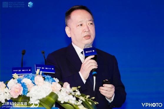 张海:房企不要追求投机速成 应做好产品守住底线