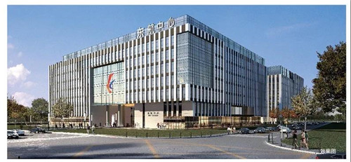 北京东航中心--首都航空产业新地标