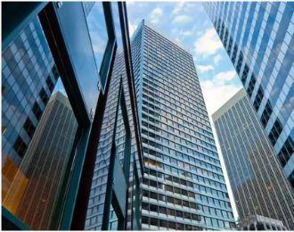 天津办公楼市场持续回暖 空置率改善
