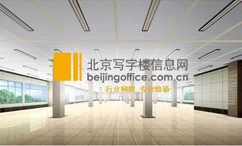 北京国际信息产业基地平面图