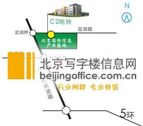 北京国际信息产业基地位置图
