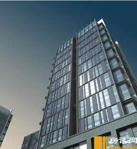 万安・国际企业大道外观图