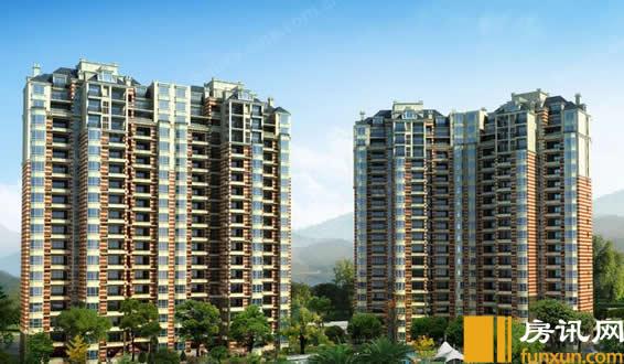 高黎贡国际旅游城位于云南省腾冲县东山,占地2万余亩.