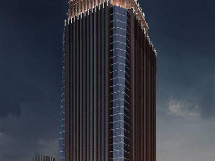 凤凰国际大厦外观图