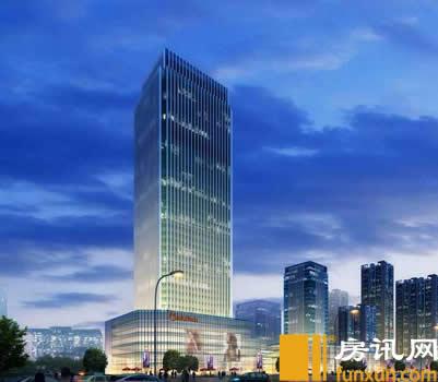 壹号广场的地下商业,繁华的商业配套已经让其他区域商业项目望尘莫及.