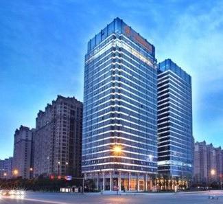 中海国际中心外观图