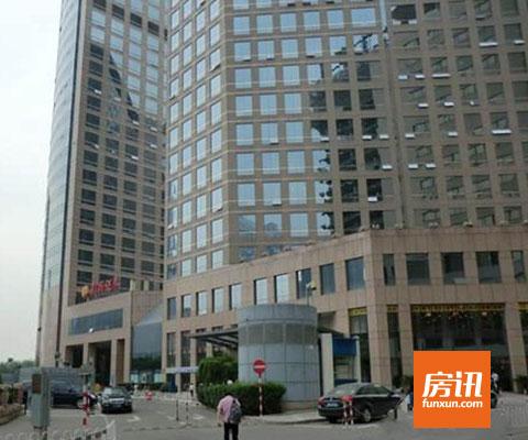 京汇大厦外观图