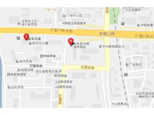 场股份有限公司的第34家分店,位于北京市宣武区广安门外大街手帕口桥