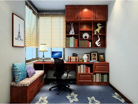 书桌效果图大全2016图片——马赛丽舍书桌效果图图片