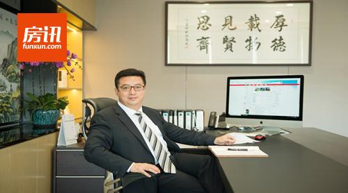 阳光城总裁朱荣斌:品质过硬的产品才是企业生存之本