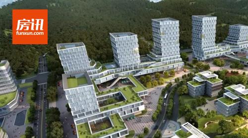 福州半小时经济圈内 正加速打造一个百亿智慧小镇