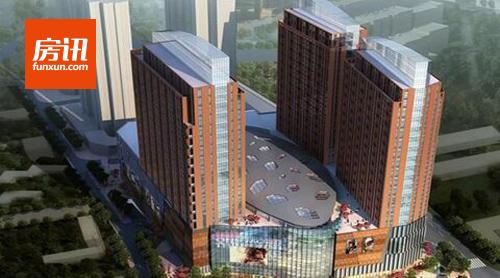 苏宁牵手和信落地首个轻资产项目 共同打造和信广场