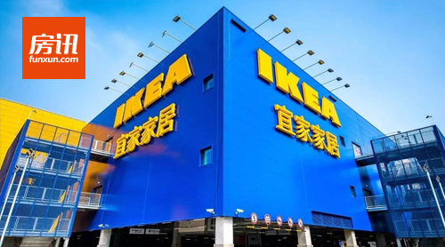 济南宜家开业一年迎客450万 西部消费商圈正崭露头角