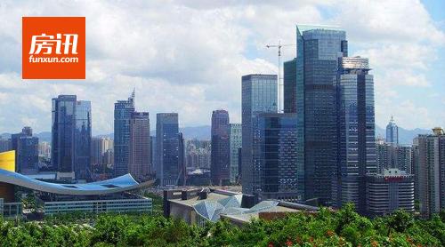 深圳中心区迎多项目入市 银十气氛渐热