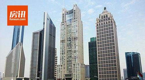 三年来中资企业在上海优质写字楼租赁面积超过外资