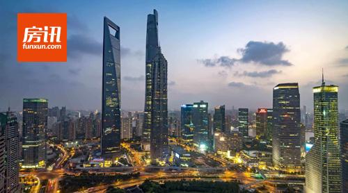 外资加大中国商业地产投资 愈加关注一线城市地产