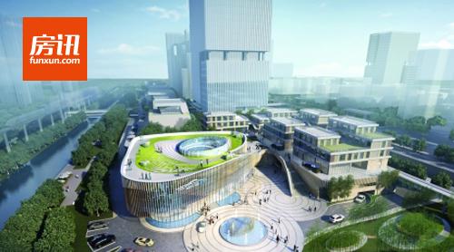 顺德新能源汽车小镇匠心筑城 打造产城融合新城