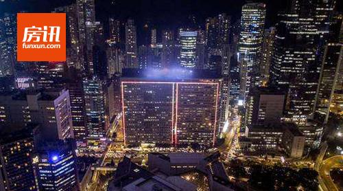 许家印拟将香港恒大中心抵押 融资15亿美元