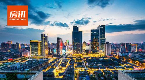 前11个月中国百城商业地产成交面积同比降7%
