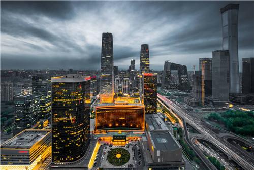 高标准发展北京CBD 打造国际一流商务中心区