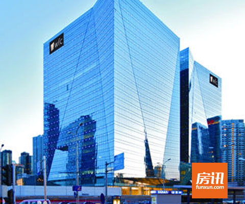 房讯推荐:北京环球金融中心写字楼 中央商务中心区