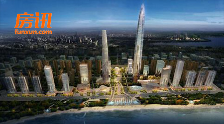 绿地1月斥资52亿新增12个房地产项目 总建面430万平米
