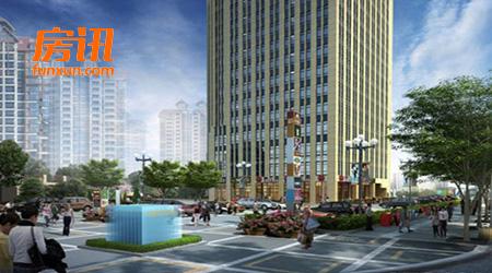 高信向日葵广场写字楼 在售建面40-100平 13000元/平