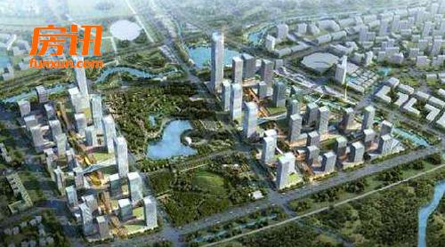 南京麒麟科技园添首个综合体项目 推精装商办系列