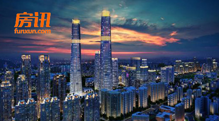 海南建四百米高双子塔:建设难度与台北101等并列世界第一
