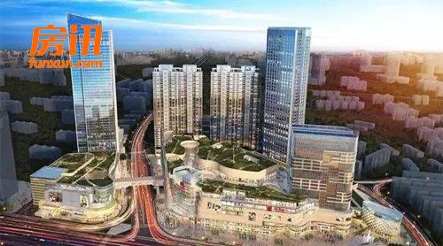 南昌12月三大商业综合体将集中开业