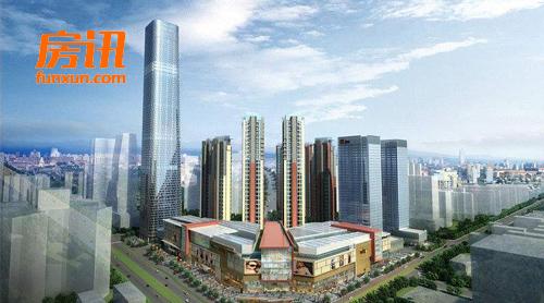华润置地接盘深圳荣德国际项目 欲打造万象系列购物中心