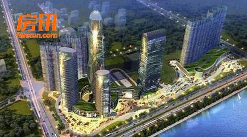 广州2018年将供应92宗商服、住宅用地