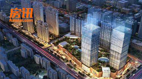南昌将迎商业大聚集 三大商业项目正式签约