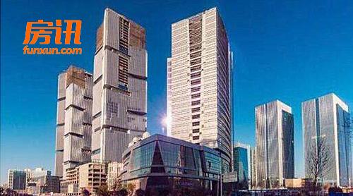 前五个月河南办公楼销售良好 销售面积增长46.9%