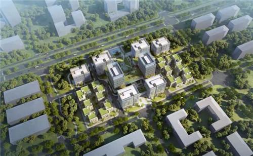 中关村集成电路设计园(ic park)6月30日正式开园,迎接ic业界各方人士
