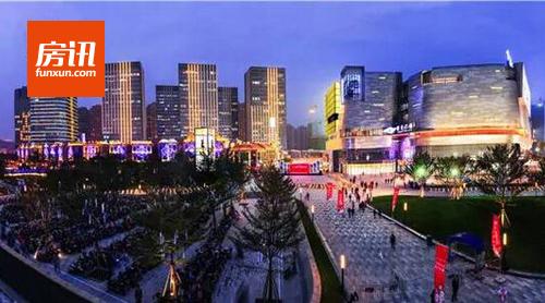 福州多个城市综合体在建 资本青睐旅游项目
