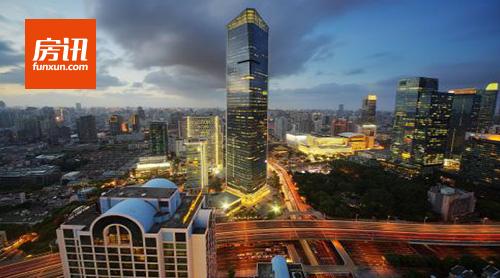 上海静安区推出5.9万平米商办用地 起拍价约32亿
