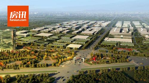 成都西部医药健康产业园打造千亿级医药健康产业集群