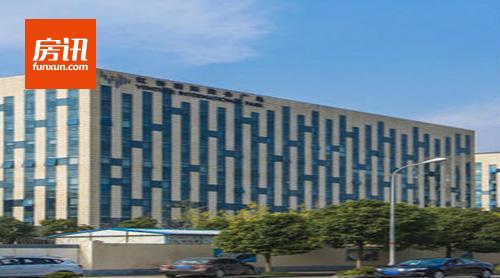 上海虹桥商务区5A级智能化高端写字楼