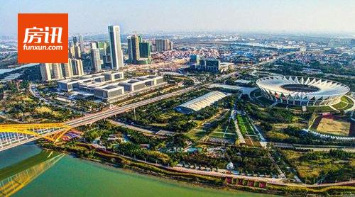 产业地产成为粤港澳大湾区前进发展的新引擎