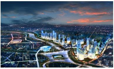 北京远洋新光中心亮相第24届澳门