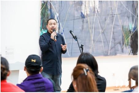 《重·启》精彩亮相 --北京维欧美术馆首展