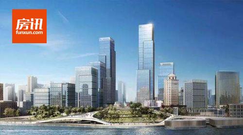 绿地收购中民投董家渡 打造上海国际金融中心新地标