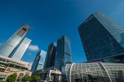 """深圳南山区15家重点企业 建""""联合总部大厦"""""""