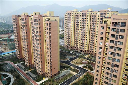 一二月北京商品住宅销售面积增55%