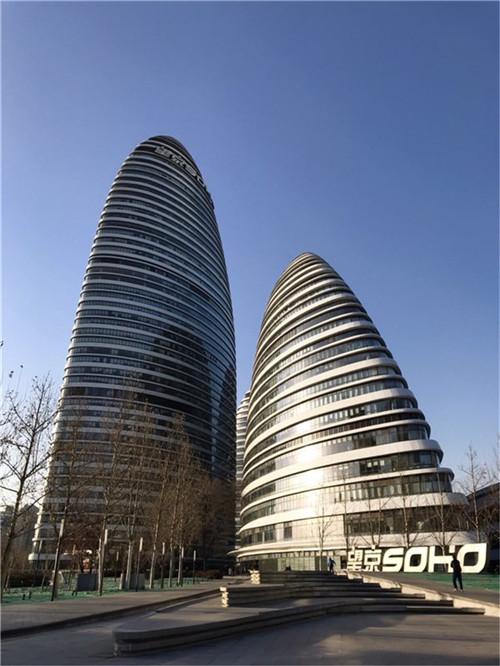 房讯简报:SOHO中国发布公开租赁平台