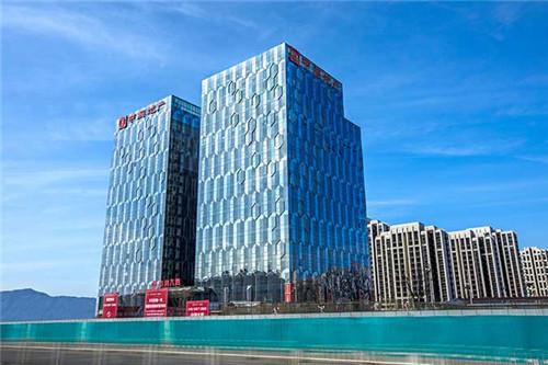 房讯推荐:中海大厦 北京石景山地标写字楼