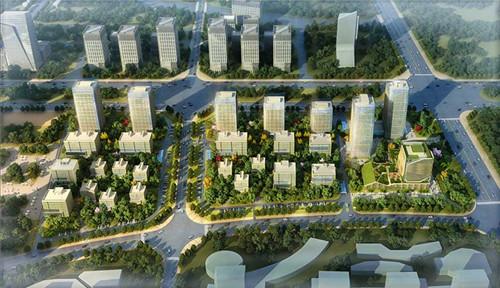 环京产业办公新高地 燕京总部基地打造产业对接优质载体