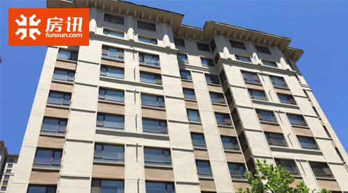 上月全市新建住宅网签4448套