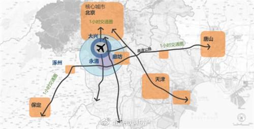 叶祖达:永清成为临空经济带动的城市发展新典范